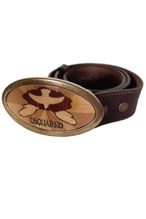 DSQUARED Men's Leather Belt #13