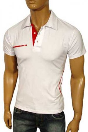PRADA Men's Polo Shirt #40