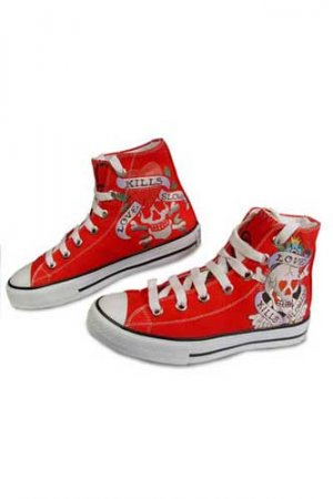 Ed Hardy Shoes #13
