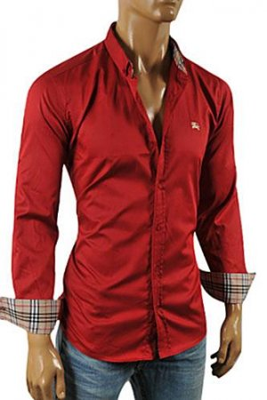 Burberry Shirt for men #164