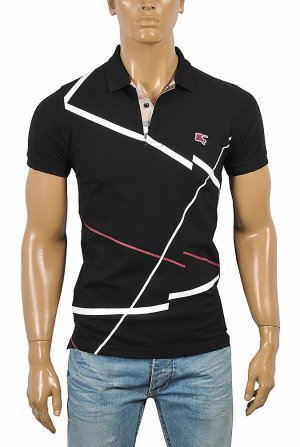 BURBERRY Men's Polo Shirt #251