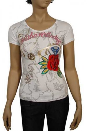 Christian Audigier T-Shirt for woman #75