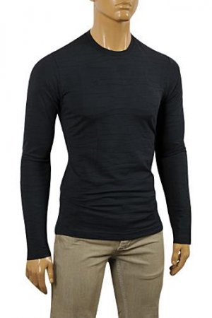 ARMANI JEANS Men's Long Sleeve Fitted Shirt #244