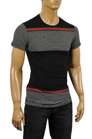 GUCCI Men's Short Sleeve Tee #174