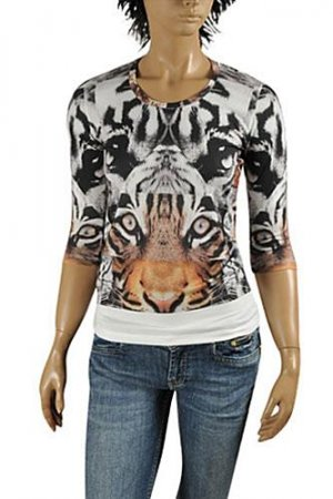 ROBERTO CAVALLI Ladies' Long Sleeve Top #337