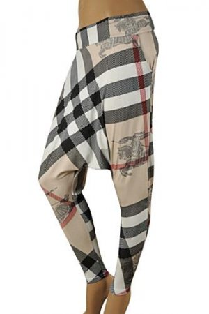 BURBERRY Ladies Harem Pants #10