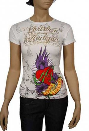 Christian Audigier T-Shirt #77