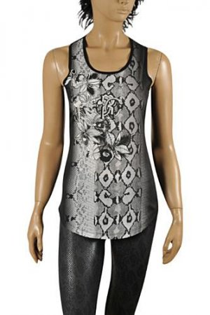 ROBERTO CAVALLI Ladies Sleeveless Top #141