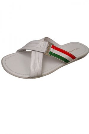 DOLCE & GABBANA Mens Leather Sandals #188