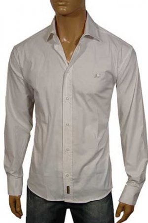ARMANI JEANS Button Dress Shirt #65