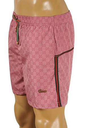 GUCCI Logo Printed Swim Shorts for Men #67