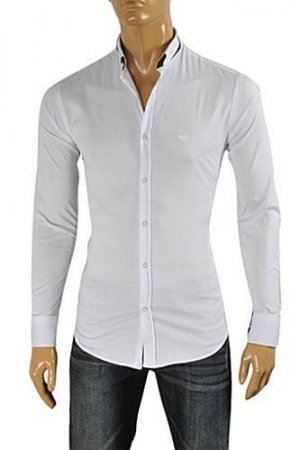 Armani Dress Shirt for men #255