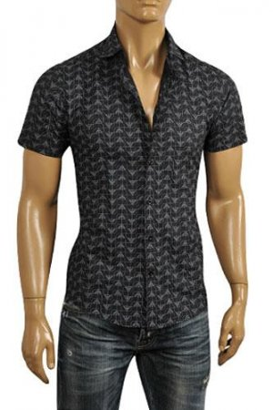 Armani Casual Shirt for men #235