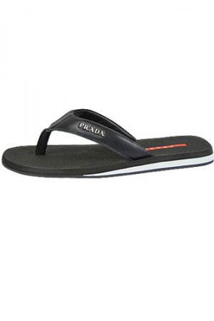 PRADA Mens Leather Sandals #210