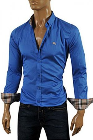 Burberry Shirt for men #166