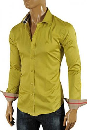 Burberry Shirt for men #162