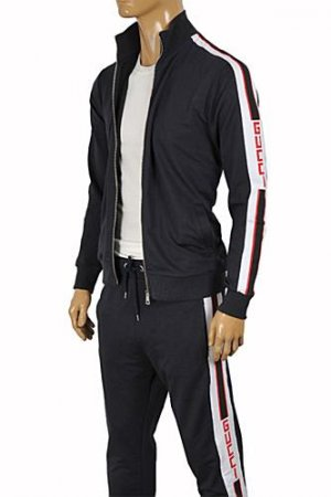 GUCCI Men's Zip Up Tracksuit #152