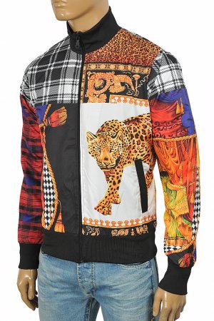 VERSACE men's bomber jacket #27