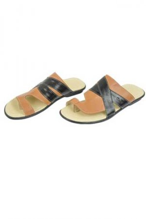 DOLCE & GABBANA Mens Leather Sandals #201