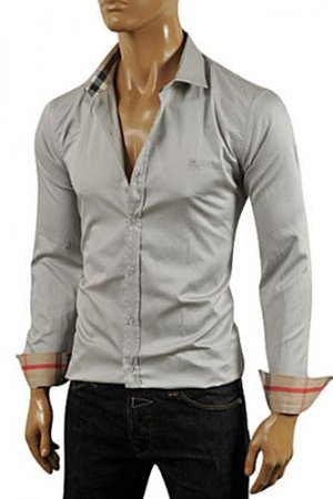 Burberry Shirt for men #168