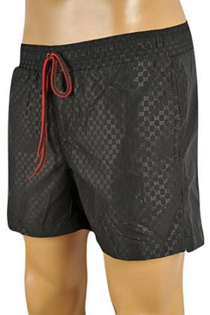GUCCI Logo Printed Swim Shorts for Men #65