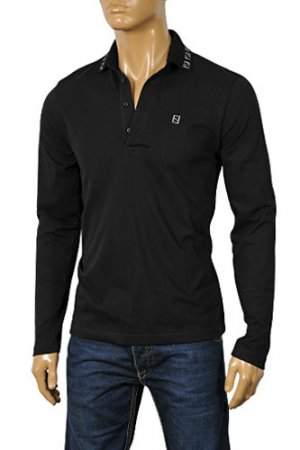 Fendi Men's Long Sleeve Casual Shirt #9