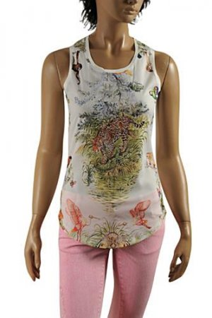 ROBERTO CAVALLI Ladies Sleeveless Top #142