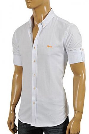 HUGO BOSS Men's Dress Shirt #49