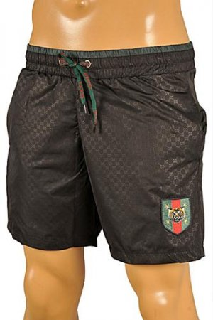 GUCCI Logo Printed Swim Shorts for Men #79