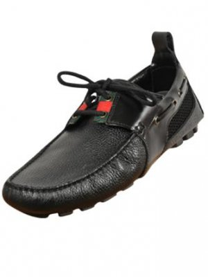 GUCCI Men's Leather Shoes #281
