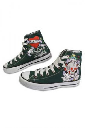 Ed Hardy Shoes #11