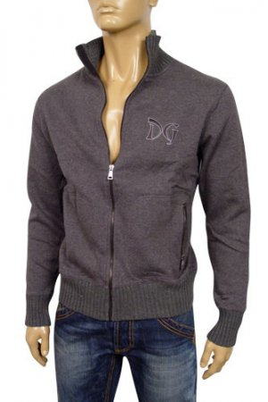 DOLCE & GABBANA Mens Zip Up Jacket #304
