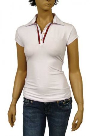 GUCCI Ladies Polo Shirt #74