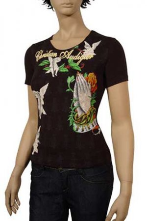 Christian Audigier T-Shirt for woman #73