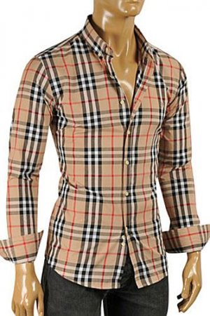 Burberry Shirt #214
