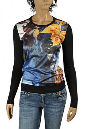 JUST CAVALLI Ladies' Long Sleeve Top #339