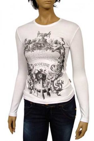 VERSACE Long Sleeve Top #128