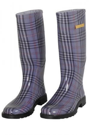 BURBERRY Ladies Rain Boots #274