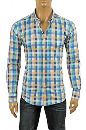 HUGO BOSS Men's Dress Shirt #48