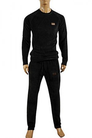 DOLCE & GABBANA Men's Cotton Tracksuit #403