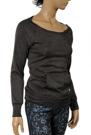 ROBERTO CAVALLI Ladies' Knit Long Sleeve Top #273