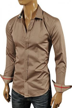 Burberry Shirt for men #161