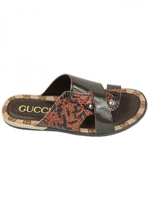 GUCCI Mens Leather Sandals #207