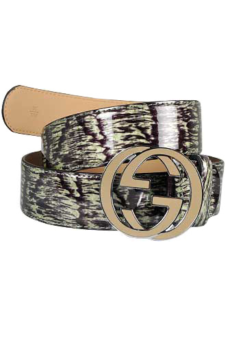 GUCCI Men's Leather Belt #27
