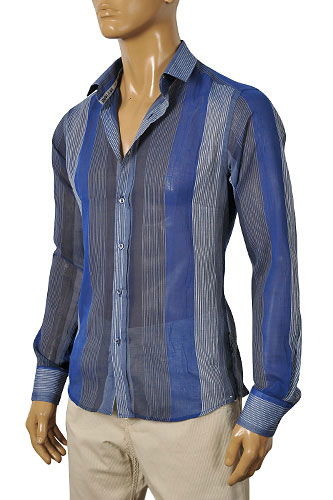 ARMANI JEANS Men's Casual Shirt #161