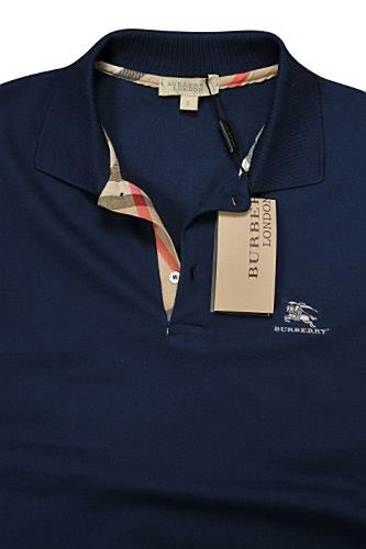 burberry men polo shirts