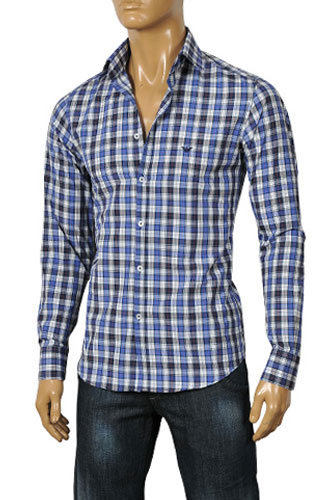 EMPORIO ARMANI Men's Dress Shirt #170