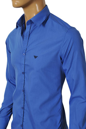 EMPORIO ARMANI Men's Dress Shirt #212