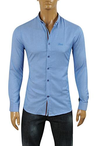 GUCCI Men's Button Front Dress Shirt #324