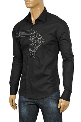 VERSACE Men's Dress Shirt #150